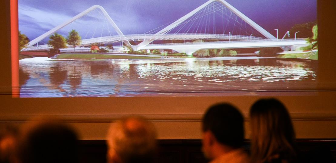 Prezentovana idejna rješenja za budući most u naselju Dolac
