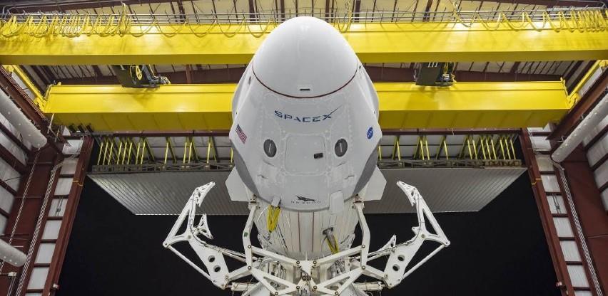 SpaceX u subotu vodi četiri astronauta na ISS