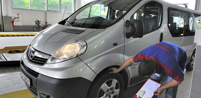 Dostavna vozila i kombiji ne moraju na tehnički pregled svakih 6 mjeseci