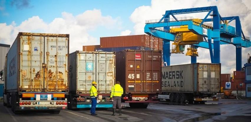 Hrvatska: Pad izvoza za 6,1 odsto, a uvoza 11,8 odsto