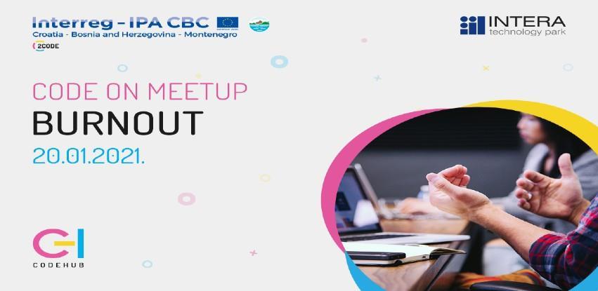 Novi Code On Meetup: Burnout