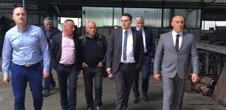 Sead Džafić planira nova ulaganja u bilećku 'Kovnicu'