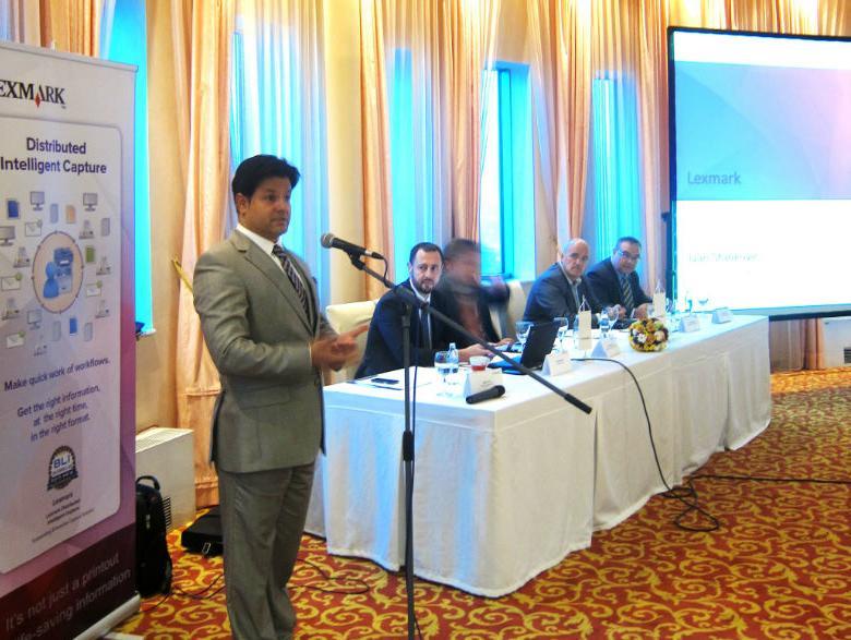 Lexmark International BH predstavio partnerima nova rješenja