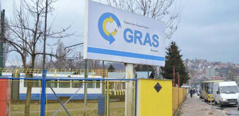 Traži se odobrenje za uvođenje prinudne uprave u GRAS-u