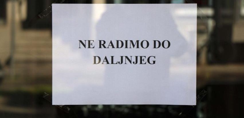 Istražili smo Kanton Sarajevo: Ovo je zvaničan broj zatvorenih obrta u vrijeme pandemije
