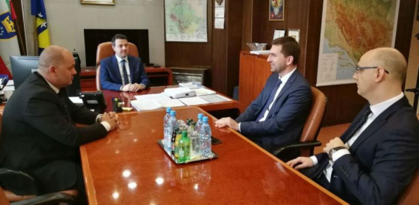 Ganić: Iskoristiti potencijale javno-privatnog partnerstva