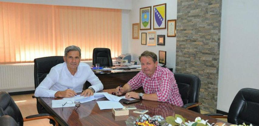 Potpisan ugovor o izgradnji vodovoda u naselju Mjestova Ravan, Željezno Polje
