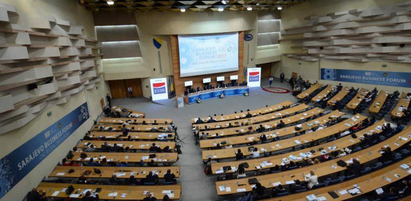 Deveti Sarajevo Business Forum 25. i 26. aprila