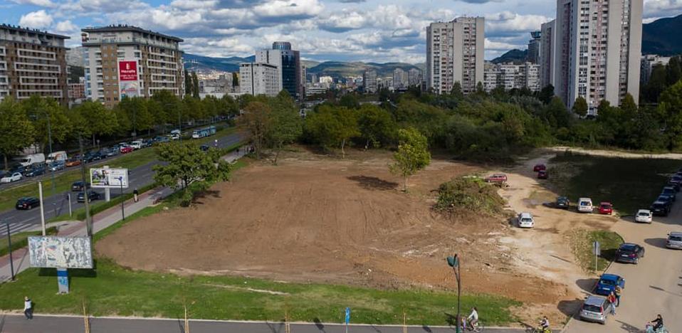 Efendić o gradnji na lokalitetu Meander Otoka