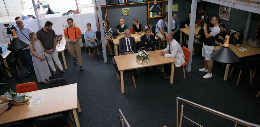 U Sarajevu otvoren prvi mini univerzitetski HUB