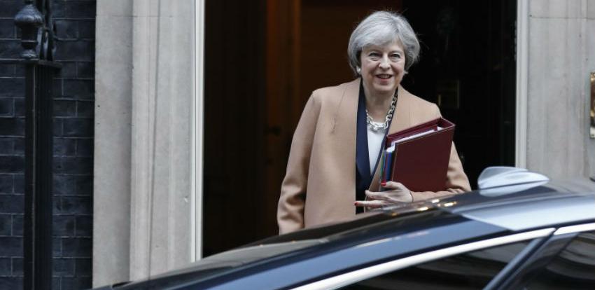 May: EU neće ponuditi Britaniji 'bolji sporazum' o Brexitu
