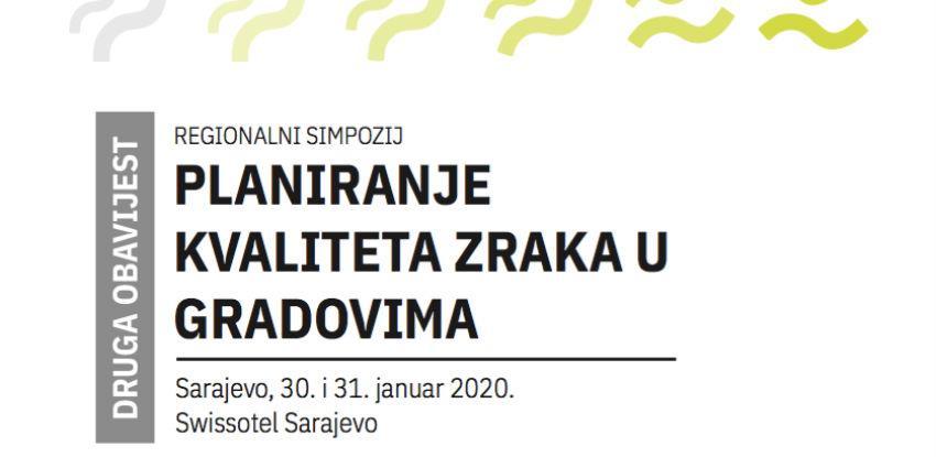 Sutra počinje regionalni Simpozij o planiranju kvaliteta zraka u gradovima