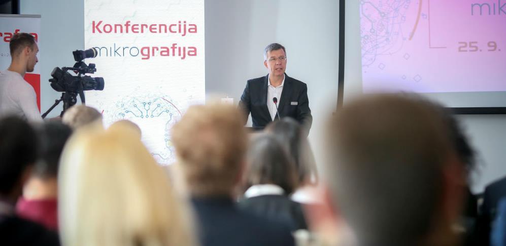 Milionskim investicijama kompanije obilježena 6. konferencija Mikrografije