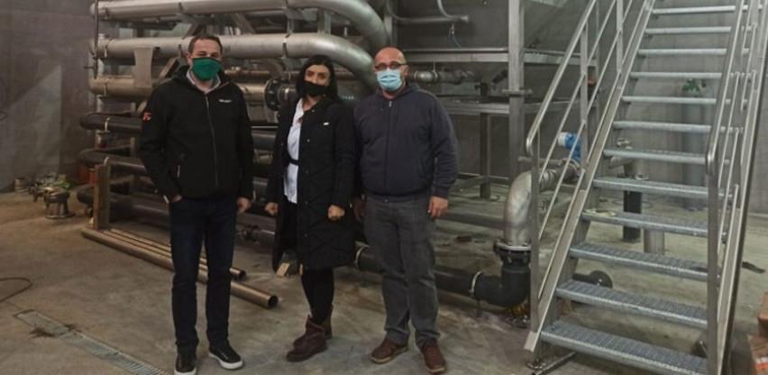 Srbac dobija najsavremenije postrojenje za prečišćavanje otpadnih voda