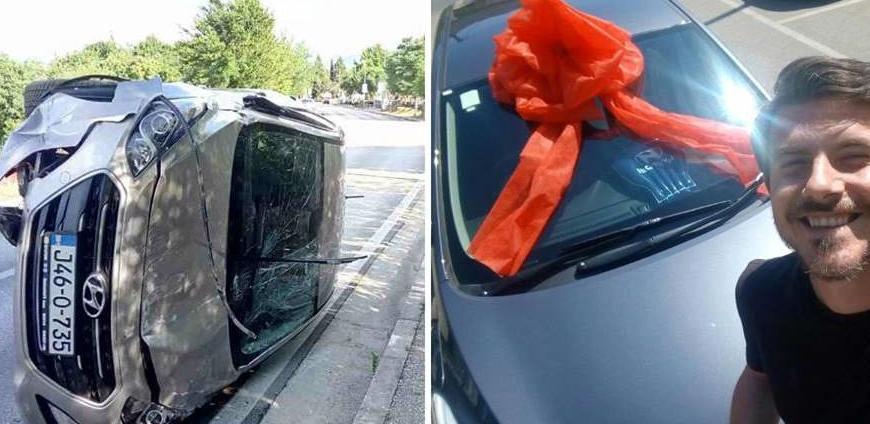 I to je moguće: Zaposlenici dvije firme u BiH kolegi kupili novi automobil