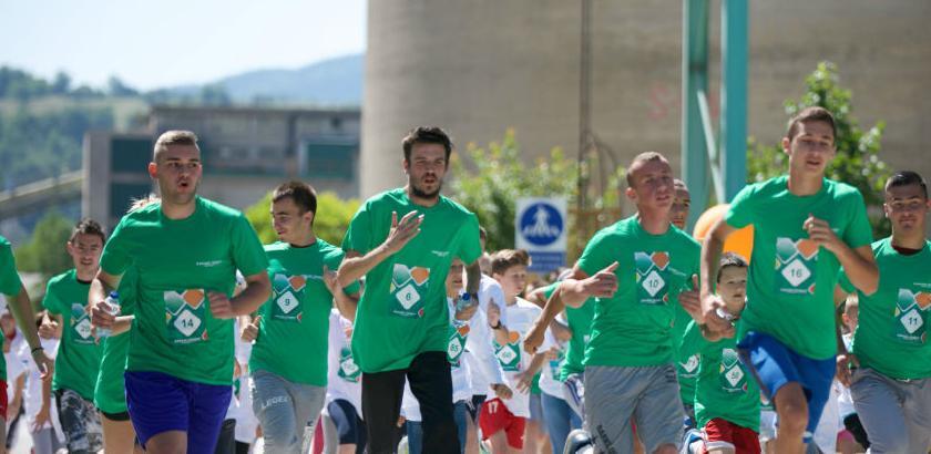 Dan otvorenih vrata TCK: Put od betona za lokalnu zajednicu