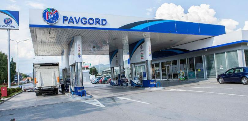 Ina Crna Gora kupila pumpe Pavgorda za 10 miliona