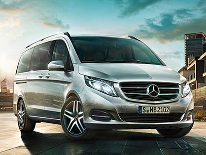 Mercedes Benz V-Class: Nova era u prostranim putovanjima