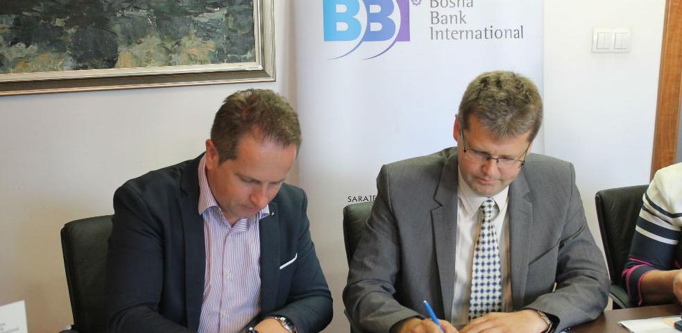 Potpisan Ugovor BBI banke i Vlade USK: 12,5 miliona za malu privredu