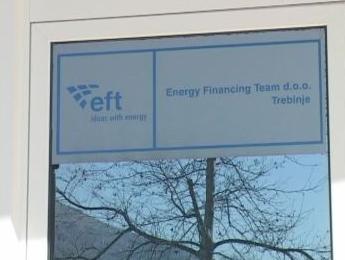 EFT: Kancelarija u Trebinju se zatvara i prelazi u Bileću