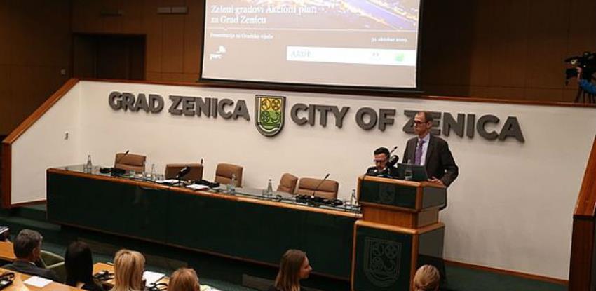 Akcioni plan zelenih gradova za Grad Zenica nije usvojen zbog nedostatka kvoruma