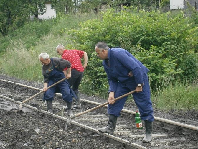 Željeznički saobraćaj na pojedinim dionicama u FBiH odvija se otežano