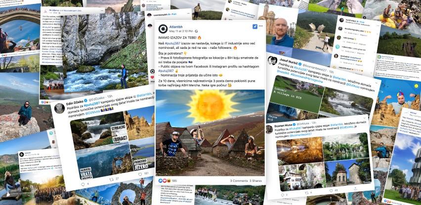 Izazov #putuj387 do sada podržalo više od 300 Bosanaca i Hercegovaca