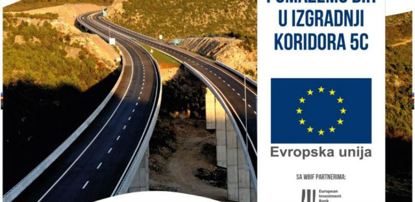 Podrška Europske unije u izgradnji Koridora 5c veća od 300 miliona KM