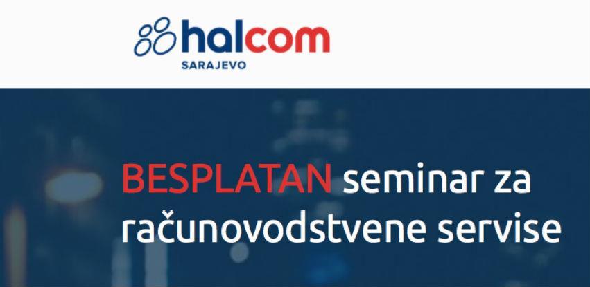 Besplatan Halcom seminar za računovodstvene servise