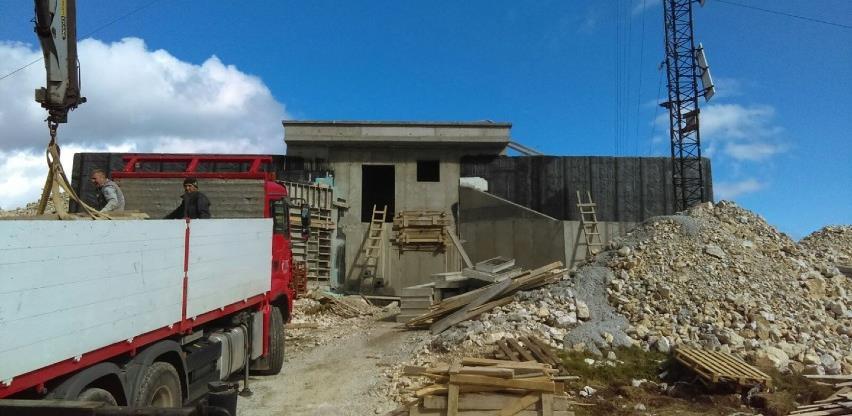 Izgradnja više objekata vodosnadbjevanja u Trnovu