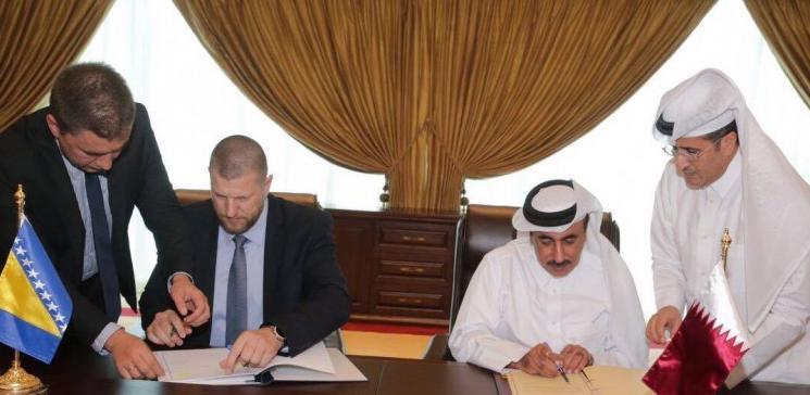 Potpisan protokol kojim se omogućava uspostava aviolinije BiH-Katar