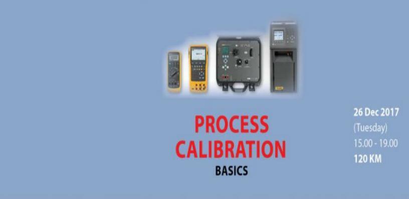 Seminar: Procesna kalibracija - osnove