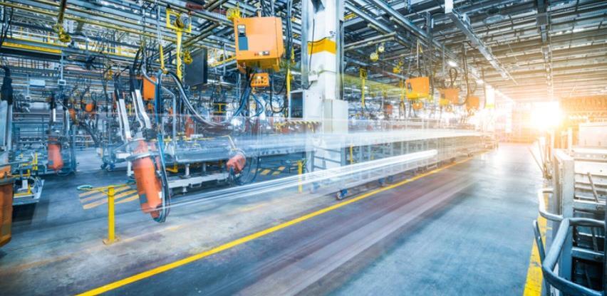 U decembru rast industrijske proizvodnje u BiH veći za 1,7 posto