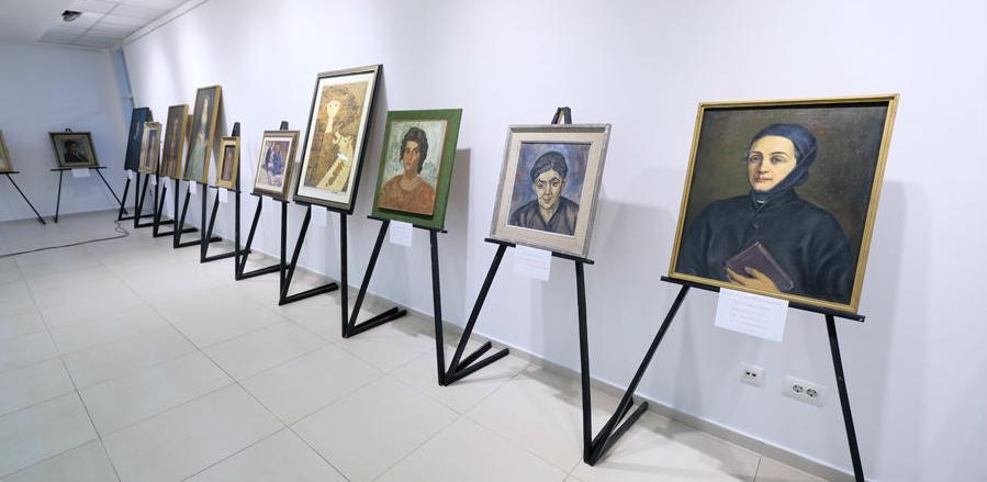 Sarajke na platnima bh. slikara u Galeriji Općine Novi Grad Sarajevo
