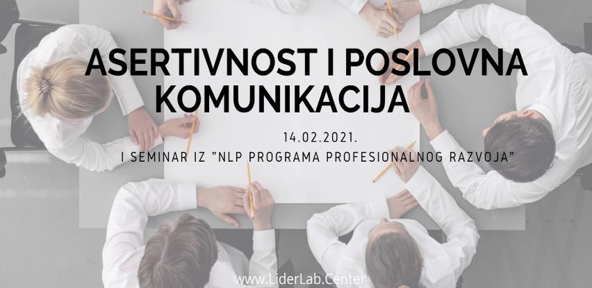 LiderLab seminar: Asertivnost i poslovna komunikacija