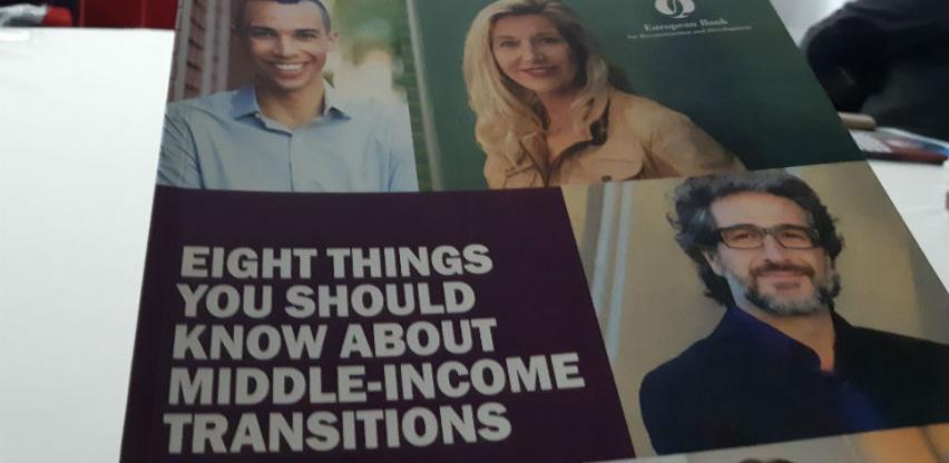 EBRD panel: Osam stvari koje treba da znate o srednjem dohotku u tranziciji