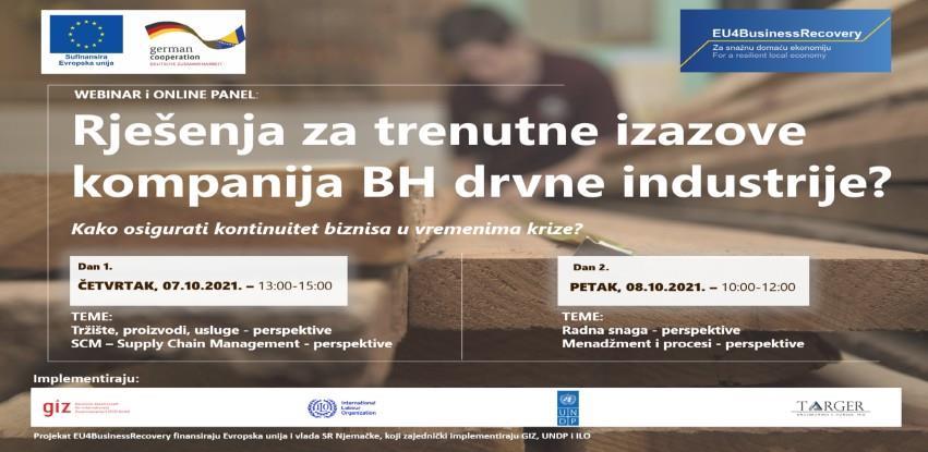 Drvoprerađivačka industrija u BiH: Kako osigurati kontinuitet poslovanja u vrijeme krize