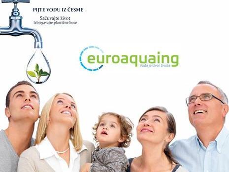 Euroaquaing na novoj adresi