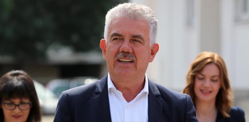 Herceg: HNK će imati jedan od kvalitetnijih i inovativnijih korona-zakona u BiH