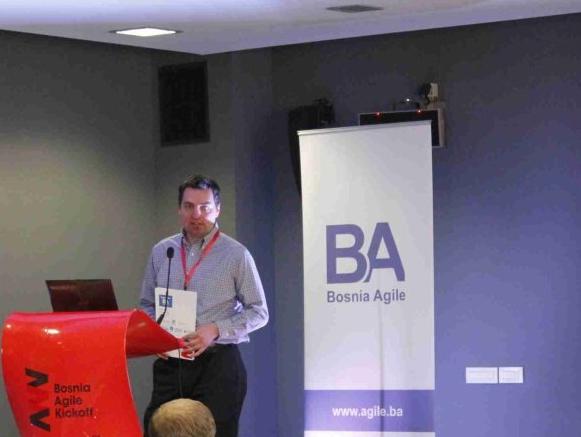 Uspješnom konferencijom ozvaničen početak rada udruženja Bosnia Agile