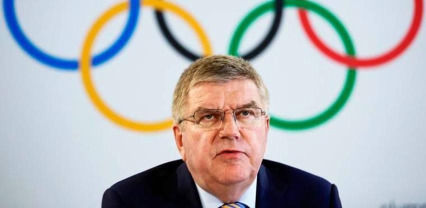 Nijedna reprezentacija neće biti isključena s Olimpijskih igara zbog korone