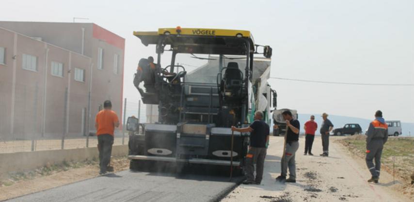 Izgradnja komunalne infrastrukture u Gospodarsko poslovnoj zoni Hodovo