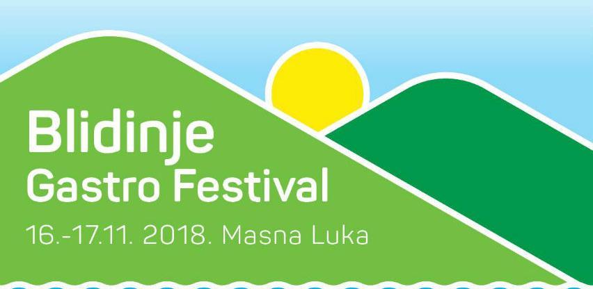 Prvi Blidinje Gastro Festival 16. i 17. studenoga