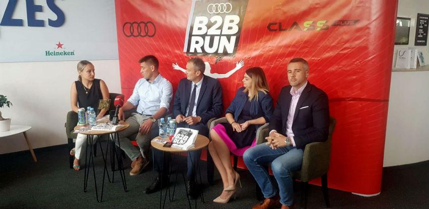 AUDI B2B RUN će po treći put okupiti najveći broj kompanija na jednom mjestu