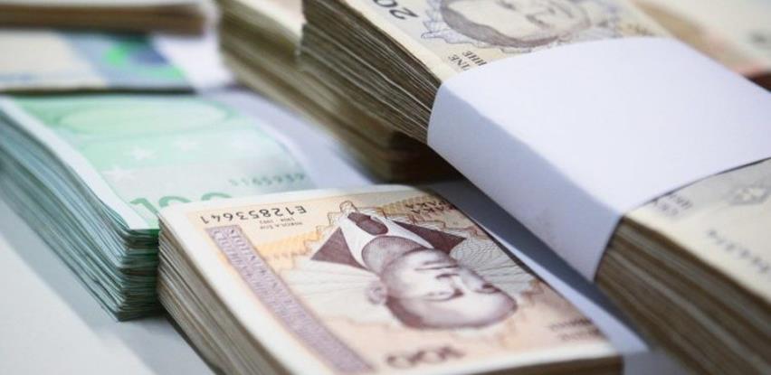 Rast prihoda od indirektnih poreza: U aprilu prikupljeno 644 miliona KM