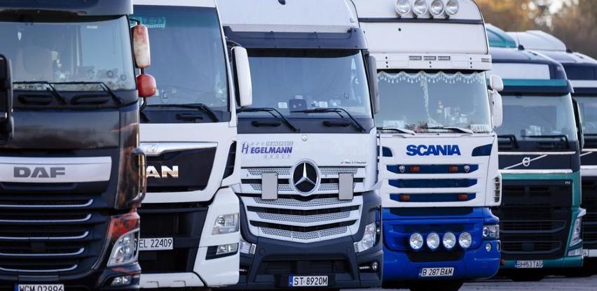 Bavarska propisala obavezno testiranje na COVID-19 za sve vozače robe