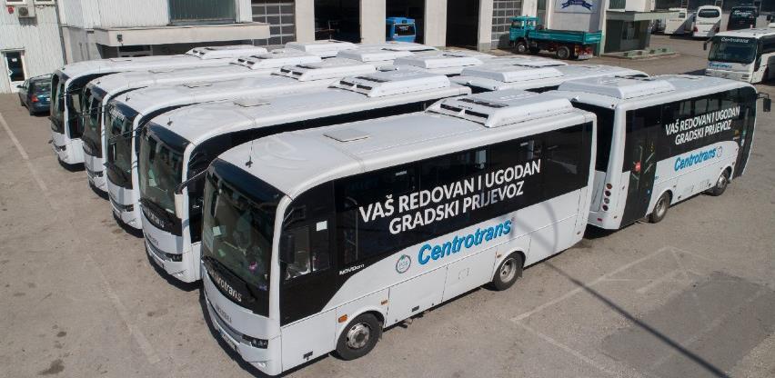 Centrotrans bez zvaničnih informacija o ponovnoj uspostavi javnog prijevoza