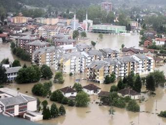 Evropska solidarnost nakon razornih poplava: BiH nije sama