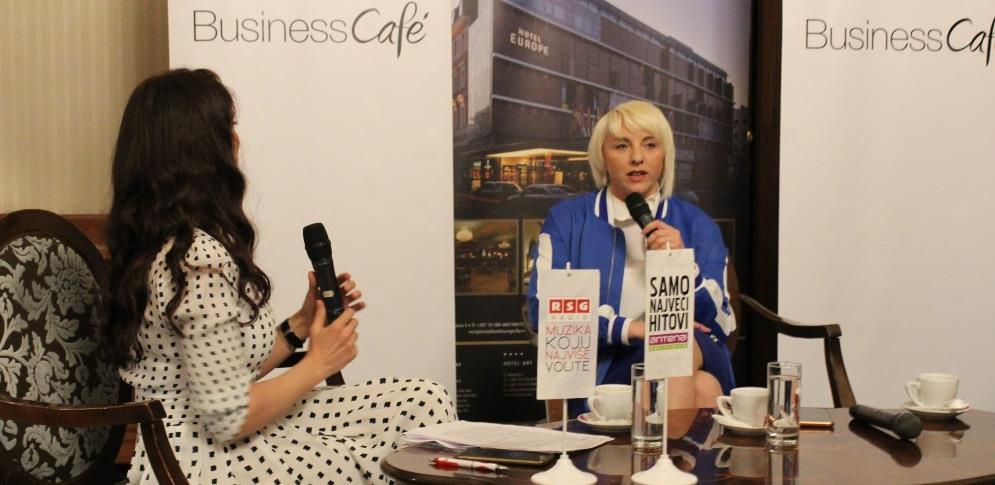 Poruka 27. Business cafea: Poduzetništvo je velika avantura hrabrih i odvažnih