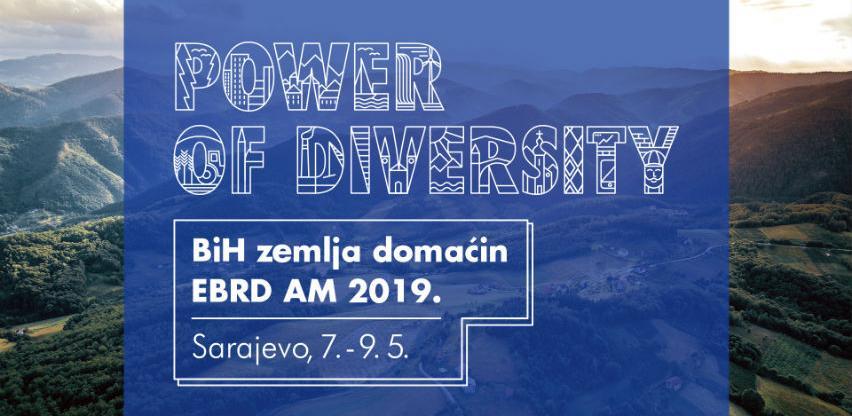 Asmir Begović poželio dobrodošlicu svim gostima Godišnjeg sastanka EBRD-a